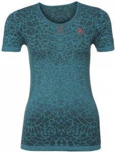 Odlo Evolution Light Blackcomb CNSS - Shirt Running - Damen, Gr. M