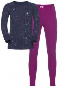 Odlo Warm Kids Shirt Pants Long Set - Unterwäsche Komplet - Kinder, Gr. 164