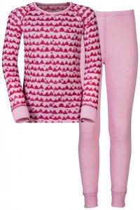 Odlo Warm Kids Shirt Pants Long Set - Unterwäsche Komplet - Kinder, Gr. 140