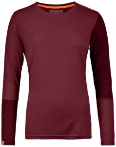 Ortovox 185 Rock'n Wool - Funktionsshirt - Damen, Gr. S