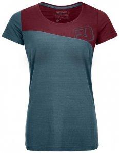 Ortovox Cool Logo - Wander-T-Shirt - Damen, Gr. M
