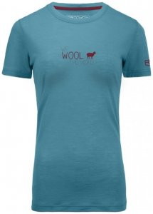Ortovox Cool World - T-Shirt Bergsport - Damen, Gr. M