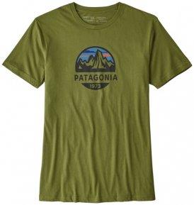 Patagonia Fitz Roy Scope Organic - T-Shirt Kurzarm - Herren, Gr. 2XL