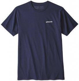Patagonia P-6 Logo Organic - T-Shirt Bergsport - Herren, Gr. L