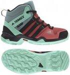 Adidas Terrex Ax2R Mid - Trekking- und Wanderschuh - Kinder, Gr. 5 UK