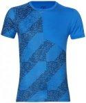 Asics Lite Show - Runningshirt - Herren, Gr. S