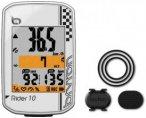 Bryton Rider 10C - Radcomputer GPS mit Trettfrequenzsensor