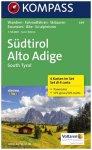 Kompass Südtirol - Kartenset N.699