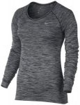 Nike Dri-FIT Knit W - langärmliges Runningshirt - Damen, Gr. M