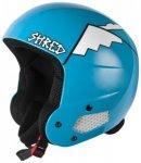 Shred Brain Bucket Whyweshred Blue, Gr. XS/S (53-56 cm)