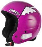 Shred Brain Bucket Whyweshred Pink - Helm, Gr. S/M (56-58 cm)