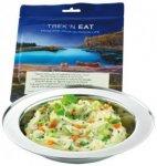 Trek'n Eat Chilli-Kartoffelpüree mit Gemüse und Hanf-Crispies