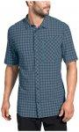 Vaude Seiland Shirt II - Trekkinghemd Kurzarm - Herren, Gr. 2XL