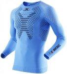 X-Bionic Twyce Long langärmliges Runningshirt, Gr. L