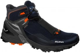 Salewa Ultra Flex Mid - GORE-TEX Trailrunningschuh - Herren, Gr. 8,5 UK