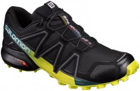 Salomon Speedcross 4 - Trailrunningschuh - Herren, Gr. 10 UK