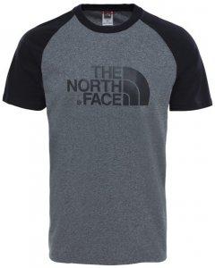 The North Face Raglan Easy Tee - T-Shirt - Herren, Gr. XL