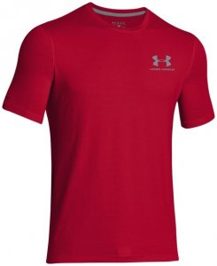 Under Armour UA Sportstyle Logo Left Chest T-Shirt Herren, Gr. L