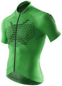 X-Bionic Twyce Bike Shirt Short - Radtrikot - Herren, Gr. S