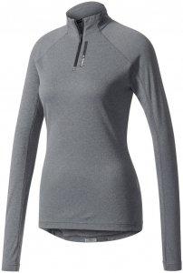 "adidas Performance Damen Funktionsshirt ""Terrex TraceRocker"", grau, Gr. 34"