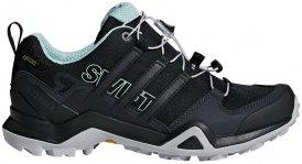 "adidas Performance Damen Leichtwanderschuhe ""Terrex Swift R2 GTX W"", schwarz, Gr. 382/3"