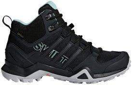 """adidas Performance Damen Wanderschuhe """"Terrex Swift R2 MID GTX"""", schwarz, Gr. 371/3"""