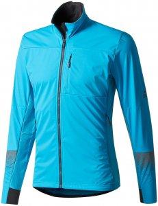 "adidas Performance Herren Wintersportjacke ""Xperior Jacket"", blau, Gr. S"
