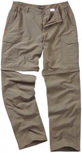 "Craghoppers Herren Outdoor-Hose / Zipp-Off-Hose ""NosiLife Convertible Trousers"" mit Insektenschutz,"