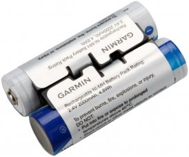 Garmin NiMH-Akku-Pack für die Oregon 6xx-/GPSMap 64-Serie, mehrfarbig, Einheitsgröße