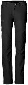 Jack Wolfskin Damen Softshellhosen Chilly Track Xt Pants, schwarz, Gr. 38