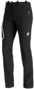 "Mammut Damen Softshellhose / Trekkinghose ""Runbold Trail SO Pants Women"", schwarz, Gr. 18"