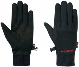 """Mammut Herren Handschuhe """"Astro Glove"""", schwarz, Gr. 8"""