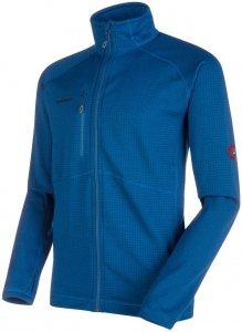 Mammut Herren Softshelljacke Aconcagua Light Jacket, blue, Gr. S