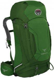 "Osprey Herren Tourenrucksack ""Kestrel 48 "", grün, Gr. M"