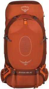 """Osprey Herren Trekkingrucksack """"Atmos AG 65"""", rot, Gr. L"""