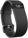 Fitbit Herzfrequenz-Meßgerät Charge HR - schwarz, schwarz, Gr. L