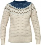 FJÄLL RÄVEN Damen Pullover Övik Knit Sweater W, grün, Gr. M