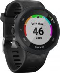 """Garmin GPS-Laufuhr """"Forerunner 45"""" schwarzes Armband, schwarz, Einheitsgröße"""