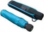 Göbel Regenschirm, Trekkingschirm, Light Trek, hellblau, Einheitsgröße