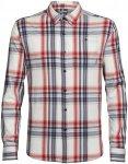 """Icebreaker Herren Hemd """"Compass Long Sleeve Shirt"""", karo 2, Gr. S"""