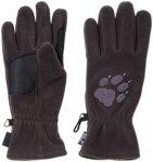 Jack Wolfskin Fleecehandschuh  Paw Gloves, grau, Gr. L