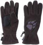 Jack Wolfskin Fleecehandschuh  Paw Gloves, grau, Gr. XL