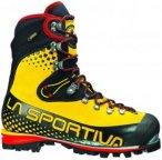 La Sportiva Herren Hochtourenstiefel NEPAL CUBE GTX, gelb, Gr. 42.5