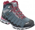 Meindl Damen Leichtwanderschuhe X-SO 70 Mid GTX Surround, bordeaux, Gr. 42EU