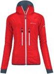 "Ortovox Damen Bergsportjacke / Outdoorjacke ""(SW) Jacket Lavarella"", koralle, Gr"