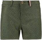 """Sherpa Damen Shorts """"Jatra"""", grün, Gr. 38"""