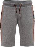 "Superdry Herren Shorts ""Applique Nu Lad Cut & Sew"", grau, Gr. M"