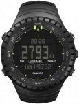 SUUNTO Multifunktionsuhr / Armbanduhr Core All black - Höhenmesser Kompass Baro