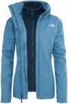 "The North Face Damen Jacke ""Evolve II Triclimate"", blau, Gr. XL"