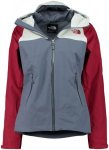 "The North Face Damen Jacke ""Stratos"", grau, Gr. M"